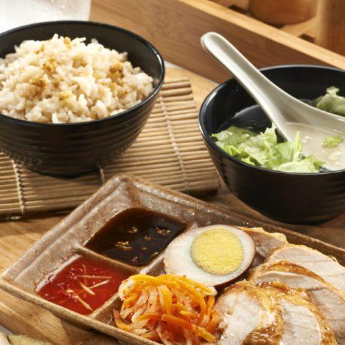 Nasi Ayam Hainan edit